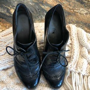 Bandolino black shoes.